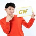 GW|一人でおすすめの遊び方はアイディア次第|驚きの5選