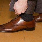 雨の日…靴の手入れ方法|ビジネスシューズを簡単メンテナンス