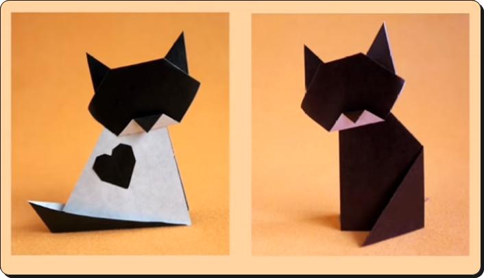 ハロウィンの折り紙|折り方は ...